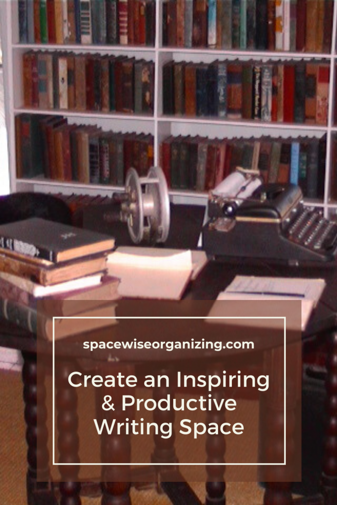 Create an Inspiring & Productive Writing Space