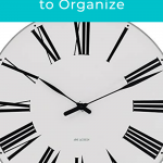 Take Time Off to Organize