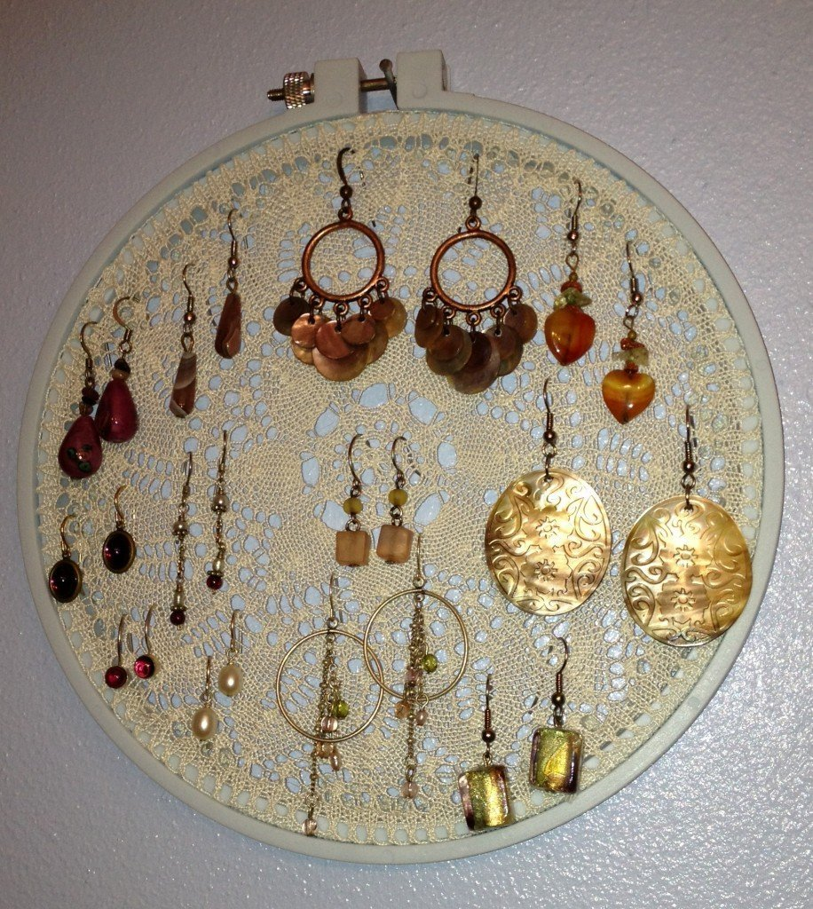 Try This: Organize Your Earrings