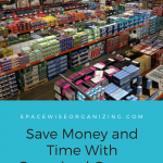 Save Money & Time with Organized Grocery Shopping
