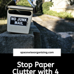Stop Paper Clutter with 4 Easy Opt Out Tricks