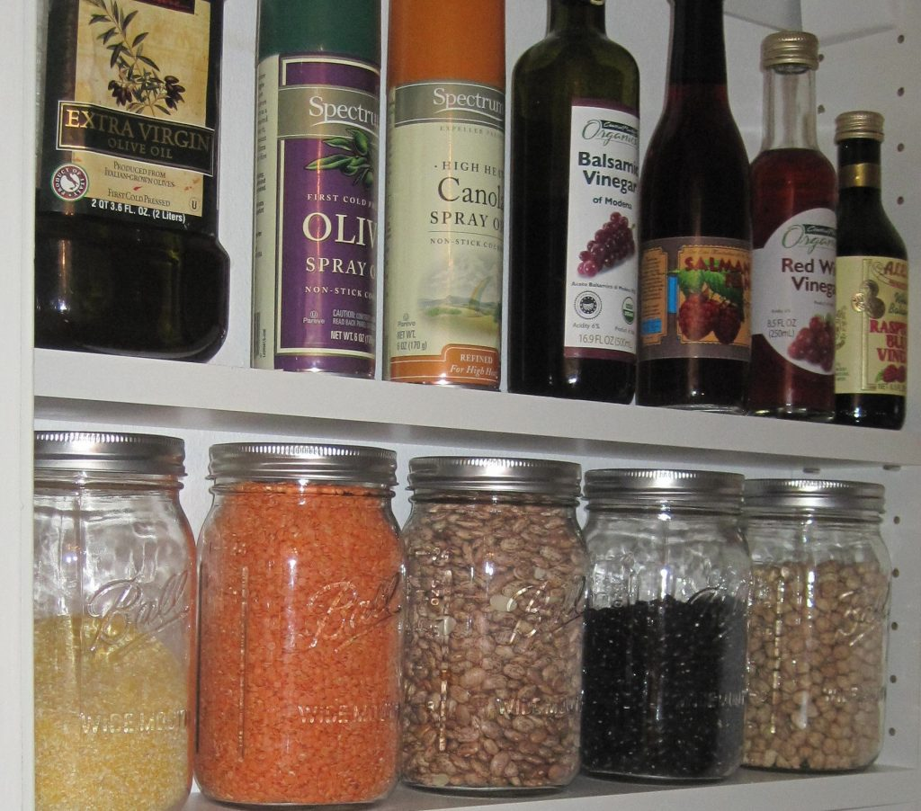 Prep Your Pantry for Cooking Holidays