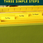 Banish Paper Piles & Manage Mail in Three Simple Steps