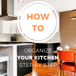 How to Organize Your Kitchen Step by Step