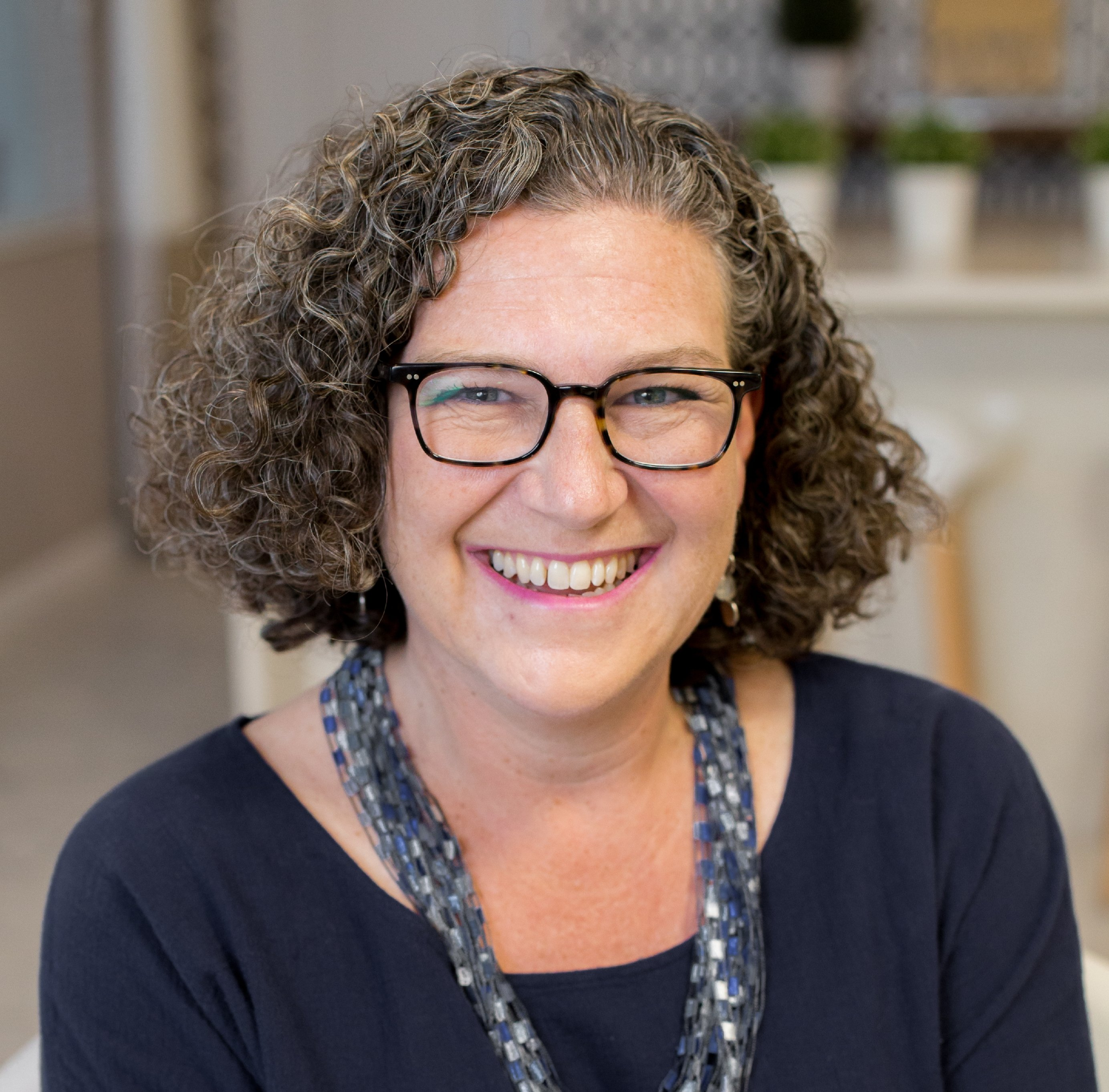 Photo of Sonya Feher of spaceWise Coaching